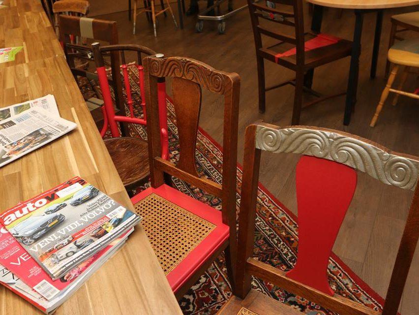 Bieb stoelen